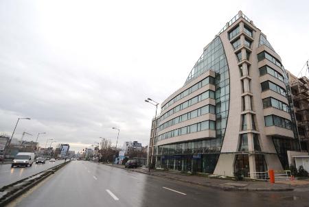 Сградат на бул. Тодор Александров 137, където втори и трети етаж са на САК.