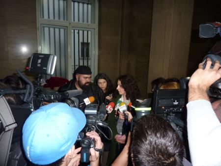Смазаните родители на Цветан – Ива и Иван Цанови бяха подложени на огромно медийно внимание 15 месеца след убийството на сина им, когато извършителят бе изправен пред съда.