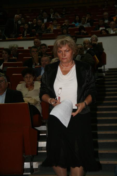 Адвокат Веска Волева бе третият възлов играч в надпреварат за председателския пост, но не й достигна подкрепа от софийските й колеги.