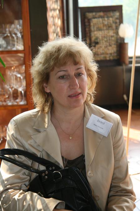 Прокурор Иванка Которова е един от най-дейните участници на всички форуми, организирани от Българската асоциация за европейско право.