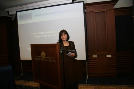 Съдията от Административен съд – София град Наталия Ангелова е рекордьор по отправени запитвания до Съда на ЕС.
