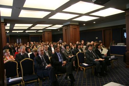 Конференцията предизвика интереса на цвета на юридическата ни общност от всички области на правото начело с председателите на ВКС проф. Лазар Груев и на ВАС Георги Колев.