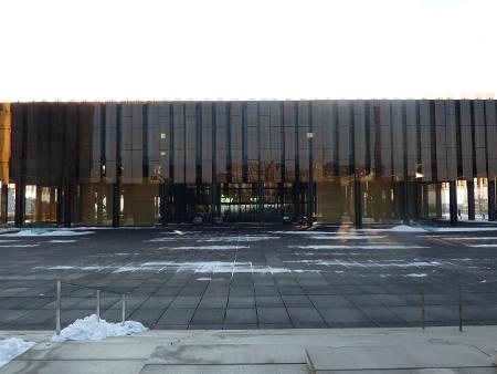 Сградата на Съда на ЕС в Люксембург, която бе тотално обновена и влезе в експлоатация от 2009 г.
