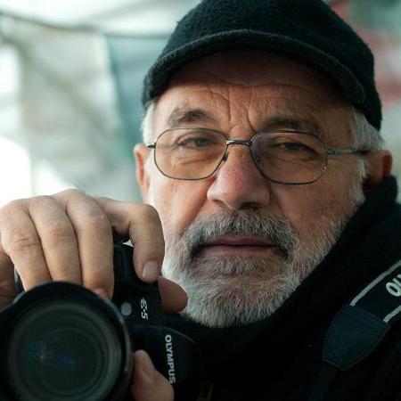 Николай Генов, сниман от любимата - Руми.