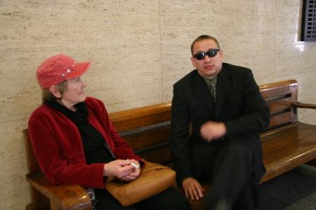 Ангелина Петрова за пореден път заявява на Александър Русов, че е убедена, че той е физическият килър на Андрей Луканов