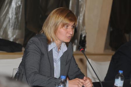 Двигателят на организиране на изявите на БАЕП адв. Ана Велкова.