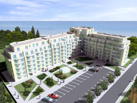"""""""Ключ от морето"""" – комплекс край с. Равда със 108 апартамента на 13 хиляди кв.м разгърната площ и на стойност 10 милиона евро, седма година е обект на съдебни спорове."""