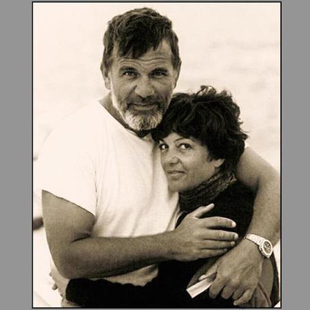 Със съпругата си Румяна Николова, преди 13 години.